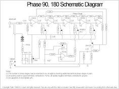 Resultado de imagen para guitar effects pedals schematics