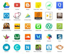 Apps for your Chromebooks in education with link for each image. Done in Thinglink (another cool resource for the classroom). Thanks to Holly Clark for this :) Teaching Technology, Educational Technology, Technology Integration, Google Drive, Chrome Apps, Middle School Classroom, Flipped Classroom, Future Classroom, Instructional Technology