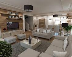Wnętrze domu w stylu skandynawskim