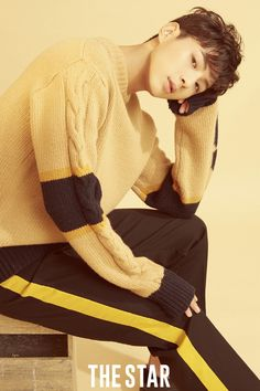Ji Soo - The Star Magazine October Issue '16