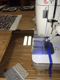 How do you get so much done!  Lisa at Primitive Gatherings gets up super early and sews, and suggest scheduling time to sew.  Pat Sloan suggest sewing at least 15 minutes per day.  Let's make sure we sew daily.  @modafabrics