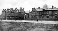 Helens Hospital in Peasley Cross - contributed by Sutton Historic Society St Helens Town, Saint Helens, Working Class, Present Day, Back In The Day, Over The Years, Childhood Memories, The Past, England