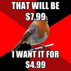 Retail Robin - Most popular images all time - page 14 | Meme Generator