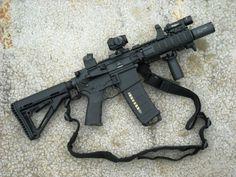 noveske rifleworks n4 cqb - Google SearchFind our speedloader now!  http://www.amazon.com/shops/raeind