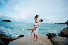 Ensaio Fotográfico na Praia de Palmas | Letícia e Ivan