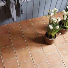 Terracotta - Presealed Terracotta - Wall & Floor Tiles | Fired Earth