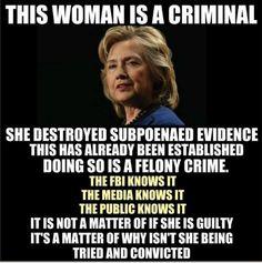 News about #HillaryForPrison on Twitter