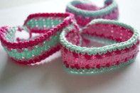 Lief armbandje haken tutorial crochet