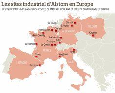 Alstom : ce qu'il faut savoir pour comprendre la crise