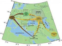 Su material genético muestra que proceden del viejo imperio jázaro. La oleada que les trajo a Europa estaba formada por una mezcla de judíos y jázaros conversos, según un estudio