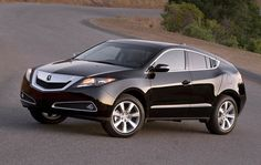 Acura ZDX.  Please bring it back!              I want one!!!