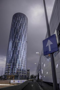 Skyscrape by Varga Orlando on 500px