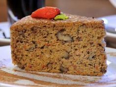 Carrot cake recipe, delicious pastry recipes and cooking tips at the Hürriyet family! Carrot cake recipe, delicious pastry recipes and cooking tips at the Hürriyet family! Delicious Cake Recipes, Yummy Cakes, Dessert Recipes, Pasta Cake, Pudding Cake, Turkish Recipes, Pastry Recipes, Strawberry Recipes, Carrot Cake