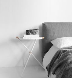 The Minimalist x bedroom styling