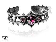 Elizabethan Bracelet (A78) from Alchemy Gothic