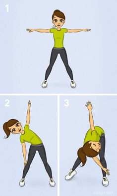 Perform This Workout Every Day, and You'll Start Losing 3 Kilos a Week The perfect training program for busy people. Ten magical morning exercises to help you get healthy and energized Qigong, Do Exercise, Regular Exercise, Get Healthy, Healthy Life, Lower Back Muscles, Brain Gym, Yoga Posen, Training Programs