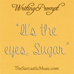 The Sarcastic Muse : Photo