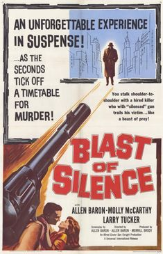 Blast of Silence, 1961