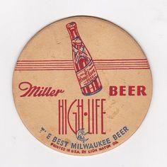 Beer Coasters, Best Beer, Milwaukee, Things To Sell, Prints