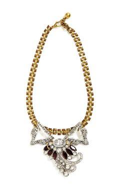 Lulu Frost One-Of-A-Kind 50 Year Necklace by Lulu Frost for Preorder on Moda Operandi