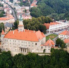 Nove Mesto nad Metuji, East Bohemia, Czechia