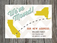 22 best moving images on pinterest moving announcements moving