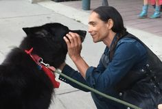 I always got to keep the wolf at bay. Native American Actors, Native American Indians, Indian Pictures, Indian Pics, Polynesian Men, Zahn Mcclarnon, Man Of Mystery, Cherokee Nation, First Nations