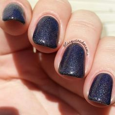 Black Hole Lacquer by SignetNails on Etsy, $10.00