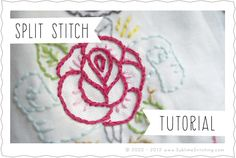 Sublime Stitching • Hand Embroidery Tutorials | Sublime Stitching