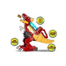 Power Rangers Dino Charge  Rumble and Roar TRex Zord