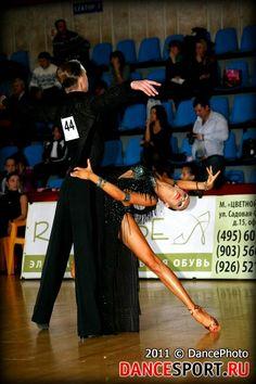 Dancesport - commitment