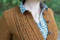 Ravelry: Acorn Trail - CustomFit Recipe pattern by Amy Herzog