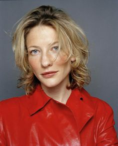 Cate Blanchett by John Rankin