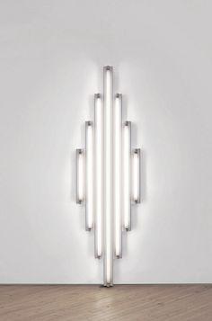 Dan Flavin - Light Installation
