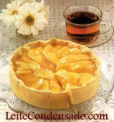 Torta de Maça | Leite Condensado