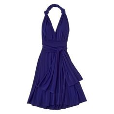 Mossimo Multi Style Convertible Dress - you can wrap in many ways so you basically have a zillion dresses in one!