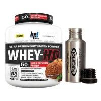 Bpi sports whey-hd premium #wheyprotein with #gift. #fitness #gainmuscle #suplementos #proteina https://www.corposflex.com/whey-hd-2204g-58-doses-bpi-sports