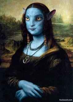 Mona Lisa - Piece Of Art (3)