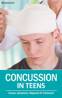 Concussion in Teens - Causes, Symptoms, Diagnosis & Treatment