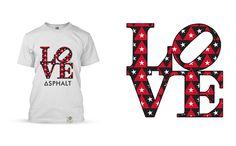 """""""LOVE ASPHALT YACHT CLUB"""""""