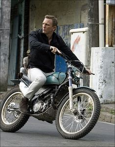 James Bond - Quantum of Solace                                                                                                                                                                                 More