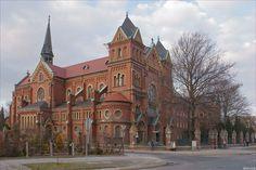 Nysa - Kościół św. Elżbiety Węgierskiej