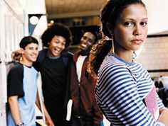 Positive Touch: An Approach to Stop Bullying