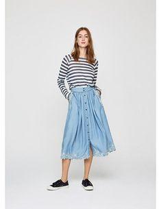 4ad25c7e6 Las 22 mejores imágenes de Faldas Para Mujer en 2019   Faldas ...