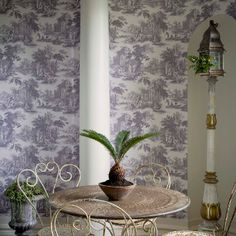 Wallpaper - Cole & Son - Folie - Villandry - Paint & Paper Ltd