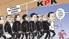 Beberapa Pimpinan KPK Dinilai Telah Jadi Alat Cukong dan Taipan
