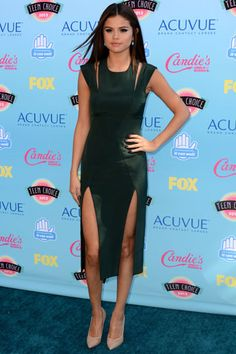 Selena Gómez en Teen Choice Awards