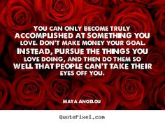maya angelou quotes success - Google Search