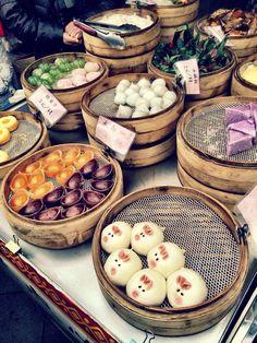 Street food in Suzhou
