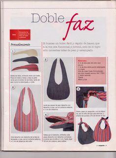 "Photo from album ""Сумки летние"" on Yandex. Denim Tote Bags, Diy Tote Bag, Pink Tote Bags, Triangle Bag, Diy Bags Purses, Designer Crossbody Bags, Boho Bags, Bag Patterns To Sew, Cotton Bag"